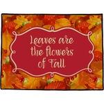 Fall Leaves Door Mat