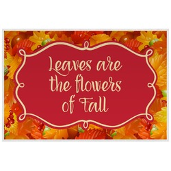 Fall Leaves Placemat (Laminated)