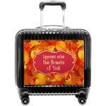 Fall Leaves Pilot / Flight Suitcase