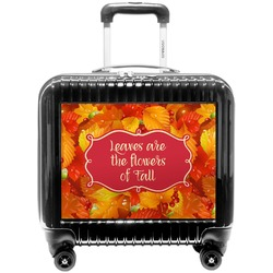Fall Leaves Pilot / Flight Suitcase