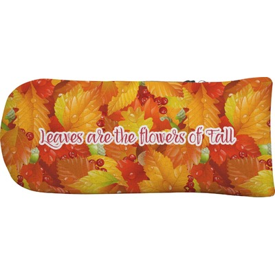 Fall Leaves Putter Cover