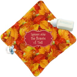 Fall Leaves Security Blanket