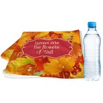 Fall Leaves Sports & Fitness Towel
