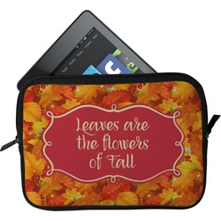 Fall Leaves Tablet Case / Sleeve