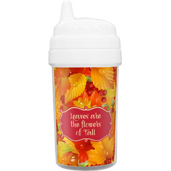 Fall Leaves Sippy Cup