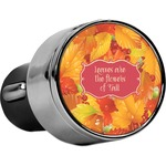 Fall Leaves USB Car Charger