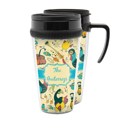 Old Fashioned Thanksgiving Acrylic Travel Mugs (Personalized)