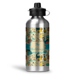 Old Fashioned Thanksgiving Water Bottle - Aluminum - 20 oz (Personalized)