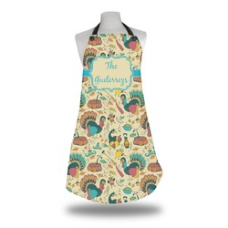 Old Fashioned Thanksgiving Apron (Personalized)