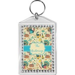 Old Fashioned Thanksgiving Bling Keychain (Personalized)