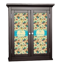Old Fashioned Thanksgiving Cabinet Decal - XLarge (Personalized)