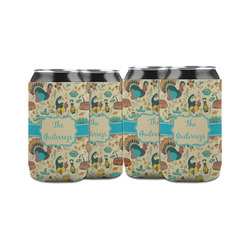 Old Fashioned Thanksgiving Can Sleeve (12 oz) (Personalized)