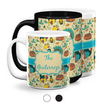 Old Fashioned Thanksgiving Coffee Mugs (Personalized)