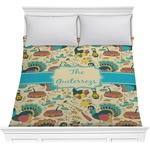Old Fashioned Thanksgiving Comforter (Personalized)