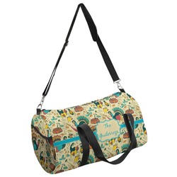 Old Fashioned Thanksgiving Duffel Bag - Multiple Sizes (Personalized)