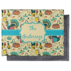 Old Fashioned Thanksgiving Microfiber Screen Cleaner (Personalized)
