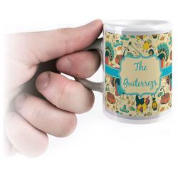 Old Fashioned Thanksgiving Espresso Mug - 3 oz (Personalized)