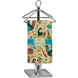 Old Fashioned Thanksgiving Finger Tip Towel - Full Print (Personalized)