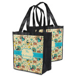 Old Fashioned Thanksgiving Grocery Bag (Personalized)