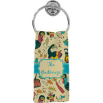 Old Fashioned Thanksgiving Hand Towel - Full Print (Personalized)
