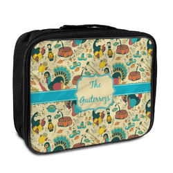 Old Fashioned Thanksgiving Insulated Lunch Bag (Personalized)
