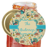 Old Fashioned Thanksgiving Jar Opener (Personalized)