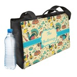 Old Fashioned Thanksgiving Ladies Workout Bag (Personalized)