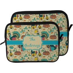 Old Fashioned Thanksgiving Laptop Sleeve / Case (Personalized)