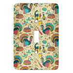 Old Fashioned Thanksgiving Light Switch Covers - Multiple Toggle Options Available (Personalized)