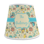 Old Fashioned Thanksgiving Empire Lamp Shade (Personalized)