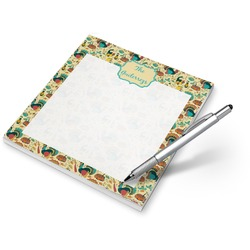 Old Fashioned Thanksgiving Notepad (Personalized)