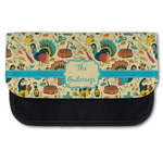 Old Fashioned Thanksgiving Canvas Pencil Case w/ Name or Text