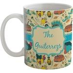 Old Fashioned Thanksgiving Coffee Mug (Personalized)