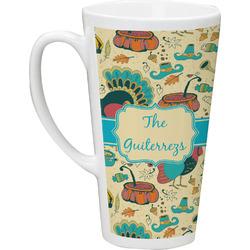 Old Fashioned Thanksgiving Latte Mug (Personalized)