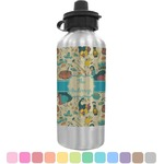 Old Fashioned Thanksgiving Water Bottle (Personalized)