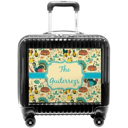Old Fashioned Thanksgiving Pilot / Flight Suitcase (Personalized)