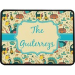 Old Fashioned Thanksgiving Rectangular Trailer Hitch Cover (Personalized)