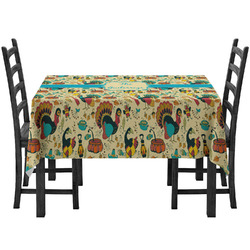 Old Fashioned Thanksgiving Tablecloth (Personalized)