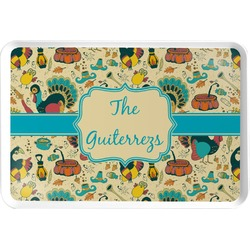 Old Fashioned Thanksgiving Serving Tray (Personalized)