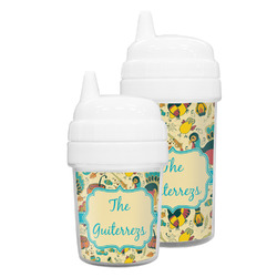 Old Fashioned Thanksgiving Sippy Cup (Personalized)
