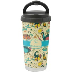 Old Fashioned Thanksgiving Stainless Steel Travel Mug (Personalized)