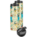 Old Fashioned Thanksgiving Stainless Steel Skinny Tumbler (Personalized)