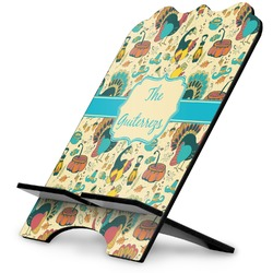 Old Fashioned Thanksgiving Stylized Tablet Stand (Personalized)