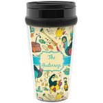 Old Fashioned Thanksgiving Travel Mug (Personalized)