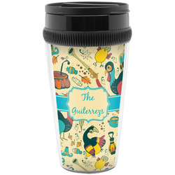 Old Fashioned Thanksgiving Travel Mugs (Personalized)