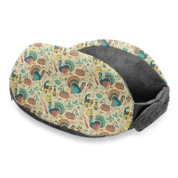 Old Fashioned Thanksgiving Travel Neck Pillow