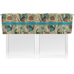 Old Fashioned Thanksgiving Valance (Personalized)