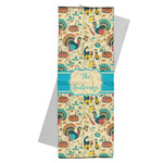 Old Fashioned Thanksgiving Yoga Mat Towel (Personalized)