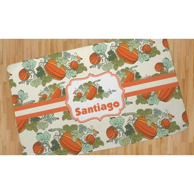 Pumpkins Area Rug (Personalized)