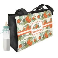 Pumpkins Diaper Bag (Personalized)